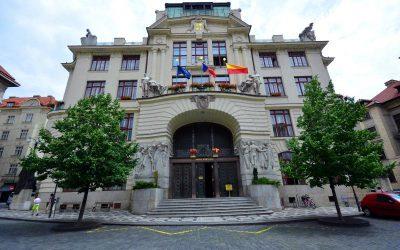 Jednání na Magistrátu hlavního města Prahy