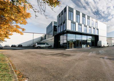 Vafo administrativní budova