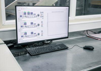 Vafo monitoring systému Aerox